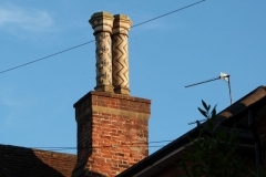 'Chimneys' by Millicent Lake