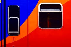 'Train Windows' by Robert Edmondson